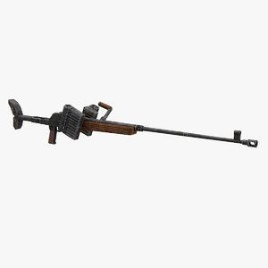 3D model pzb 39