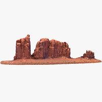 sandstone butte 7 model