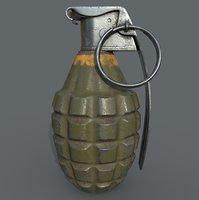 3D grenade games