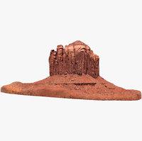 sandstone butte 6 model