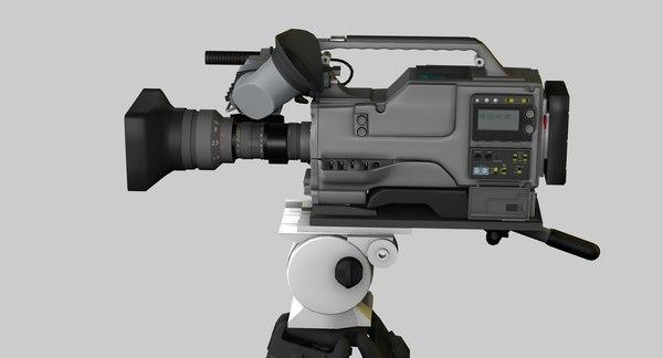 video camera tripod model