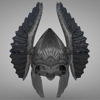 3D gondorian helmet l049