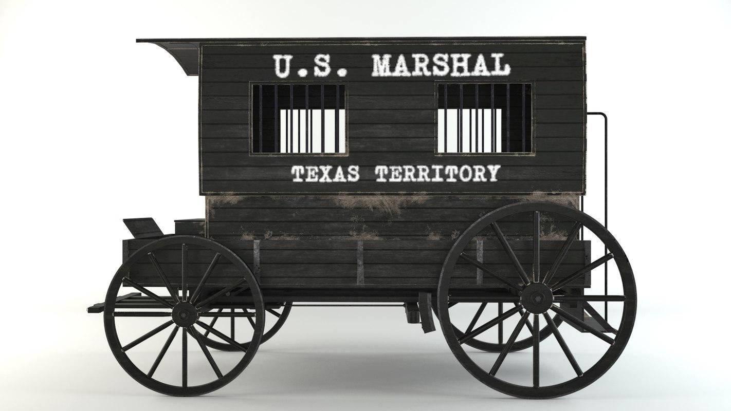 3D prisoner carriage