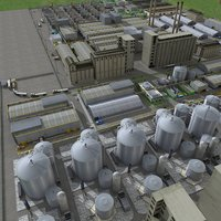 Factory Refinery