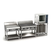 3d commercial kitchen pack
