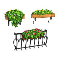 Potted Plants Bundle 5