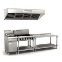 Commercial Kitchen Pack 1