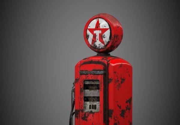 3D pump gas