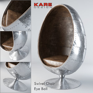 kare swivel eye ball model