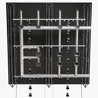 ceiling ventilation 11 3D model