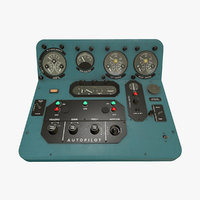 Mi-8MT Mi-17MT Central Panels Board English