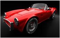 3D ac cobra model
