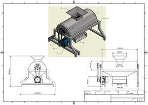 crusher machine model