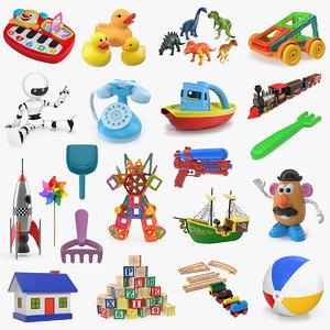 3D toys 4 model