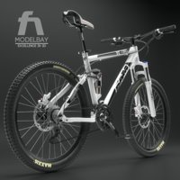 mountain bike ram 3D