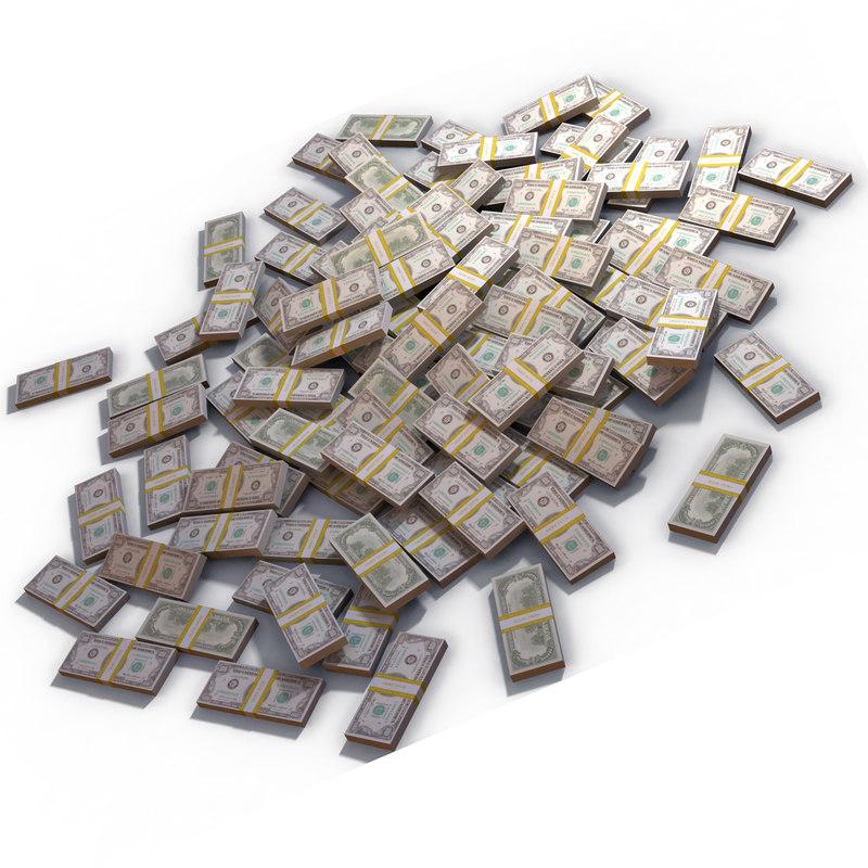 3D pile cash