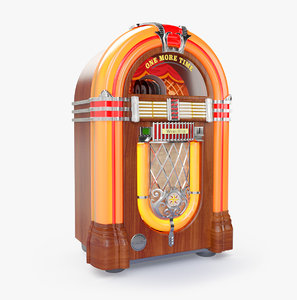 wurlitzer 1015 time 3D