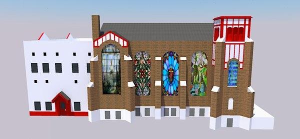church methodist model