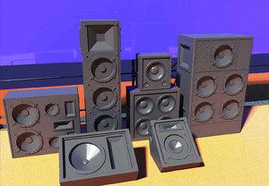 max loudspeakers column speakers