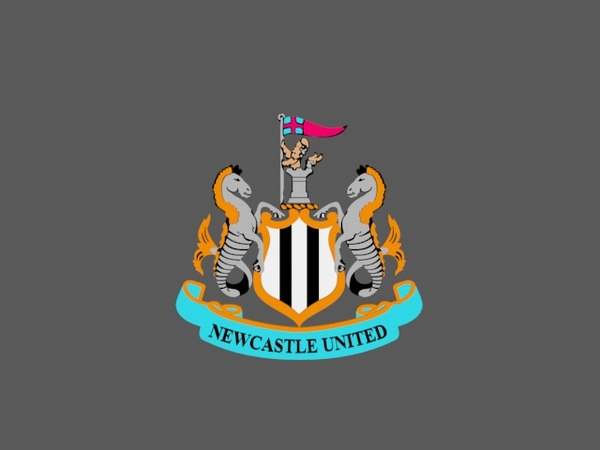 newcastle united logo 3D model