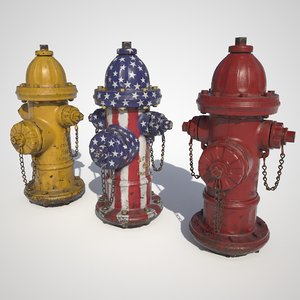 nextgen hydrant 3 model