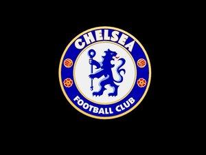 chelsea football logo 3D