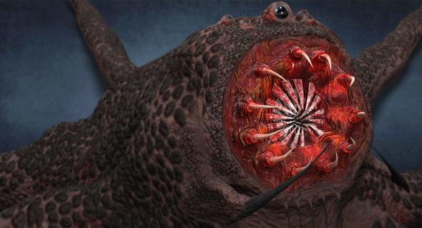 3D monster bhoka