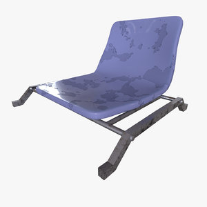 3D plastic seat machines