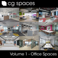 CG Spaces Volume 01