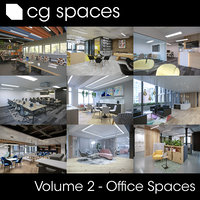 CG Spaces Volume 02