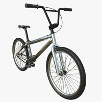 BMX Bicycle PBR Textures