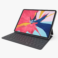 apple ipad pro 2019 3D model