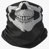 Bandana 01(Skull)+PBR