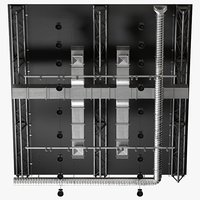 ceiling ventilation 14 3D model