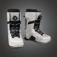 Snowboard Shoes 01a (SNG) - PBR Game Ready