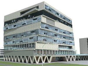 3D building 41