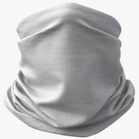 Bandana 01(White)+PBR