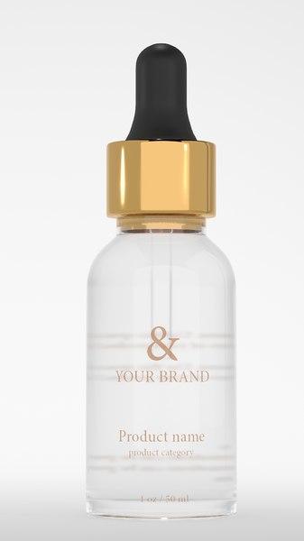 small bottle model