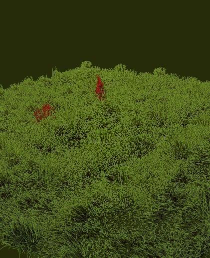 3D animated animation