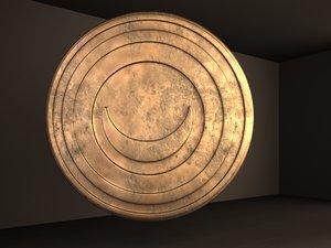 3D amulet time