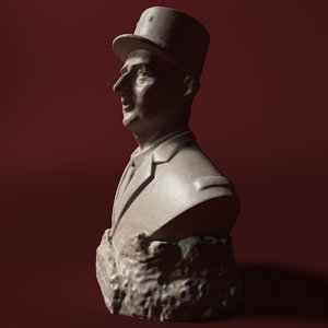 3D charles gaulle