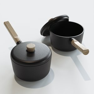pans modeled model