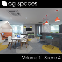 CG Spaces Volume 1 Scene 4