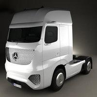 mercedes-benz future 2025 3D