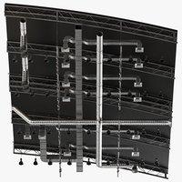 ceiling ventilation 15 3D