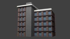 building office 3D model