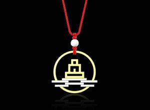 3D creative jewelry gift design