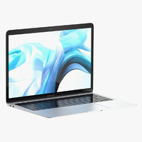 macbook air 2018 3D model