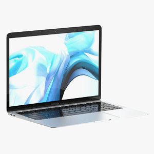 macbook air 2018 3D model