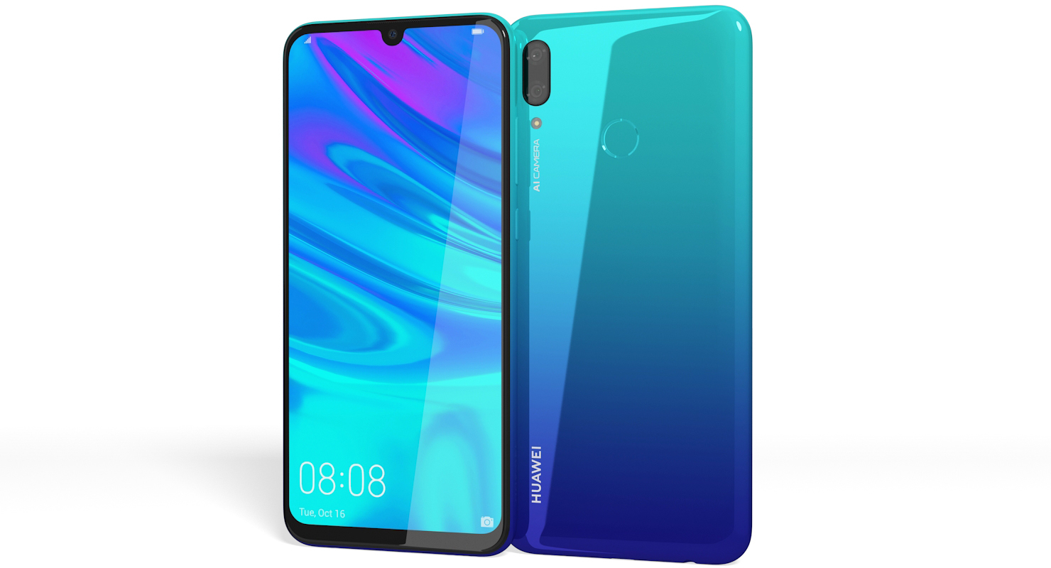 Realistic huawei p smart 3D - TurboSquid 1363045